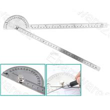 Extra Long Twin Handle Protractor Angle Gauge 300mm (PS5003)