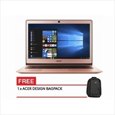 Acer Swift 1 SF113-31-P08A 13.3' FHD Laptop Pink (Pentium N4200, 4GB,
