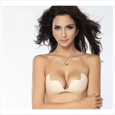 Push Up V BRA LIFT Self-Adhesive Silicone Closure Backless Strapless