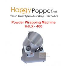 POPCORN POWDER WRAPPING MACHINE