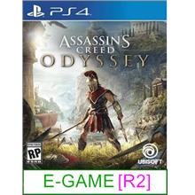 PS4 Assassin's Creed Odyssey [R2] ★Brand New & Sealed★