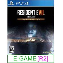 PS4 Resident Evil 7 (Gold Edition) [R2] ★Brand New & Sealed★