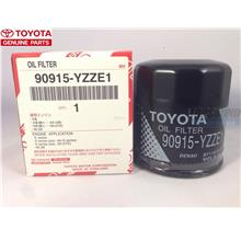 ORIGINAL Toyota Oil Filter - Part No:90915-YZZE1