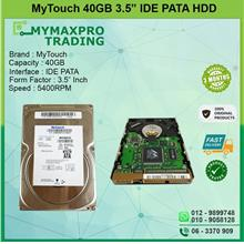 REF MyTouch 40GB 3.5' 5.4Krpm IDE PATA HDD
