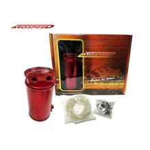 AROSPEED OIL CATCH TANK ROUND (RED)