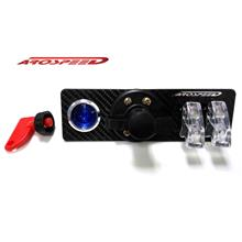 AROSPEED SWITCH PANEL CARBON (BK)