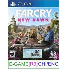 PS4 Far Cry New Dawn (CHI/ENG) [R3] ★Brand New & Sealed★