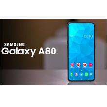 SAMSUNG GALAXY A80 4GB RAM+64GB ROM NEW IMPORT SET