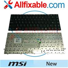 MSI CR400 CR410 CR420 CR460 EX460 FX400 MS-1356 U200 U340 Keyboard