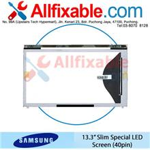 "13.3"" Slim Special LED LCD 40pin Screen Samsung NP530U3B NP530U3C"