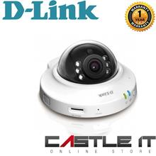 D-LINK DCS-6005L WIFI N HD MINI DOME IP CAMERA
