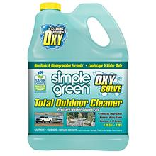 Simple Green 8541813566 Oxy Solve Total Outdoor Pressure Washer Cleaner, None