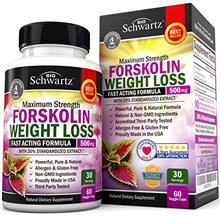 Forskolin Extract for Weight Loss. Pure Forskolin Diet Pills  & Belly Buster S
