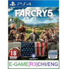 PS4 Far Cry 5 (CHI/ENG) [R3] ★Brand New & Sealed★
