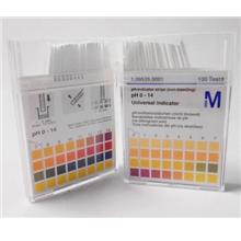 pH Universal Paper, Merck Germany