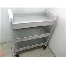 Metal 3 Tier Trolley