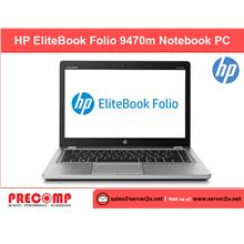 (Refurbished) HP EliteBook Folio 9470m Notebook PC (i7-3667U.4G.128G)