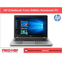 (Refurbished) HP EliteBook Folio 9480m Notebook PC (i7-4600U.8G.256G)