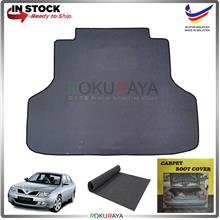 Proton Waja Malaysia Custom Fit Carpet Rear Trunk Boot Cargo Cover