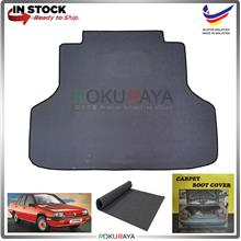 Proton Saga Iswara Old Sedan Malaysia Custom Fit Carpet Rear Trunk Boo