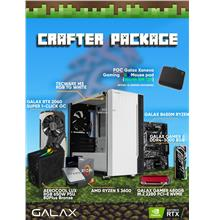 # DOTATECH Custom Gaming Rig - CRAFTER 3.6  PACKAGE #