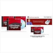 Speak English Quickly & Effortlessly Today! Complete All 5 Courses DVD