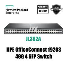 HP OfficeConnect 1920S 48G 4SFP Switch (JL382A)