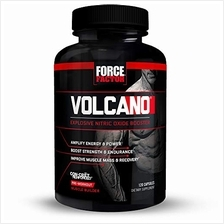 Volcano Pre-Workout Nitric Oxide Booster with Creatine, Boost Nitric Oxide, En