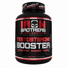 Testosterone Booster for Men - Estrogen Blocker - Supplement Natural Energy, S