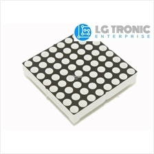 Dot matrix display 8*8 3.75mm bright red common Anode