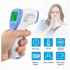 Non-contact IR Infrared Sensor Forehead Body/ Object Thermometer Temperature M