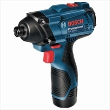 Bosch GDR 120-LI Cordless Impact Driver (with 2 Batteries + 1 Charger) - 06019