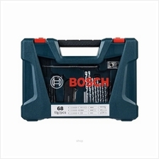 Bosch 68-piece V-Line Drill Bit and Screwdriver Bit Set - 2607017409