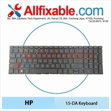 HP Pavilion 15-DA 15-DA0001CA 15-DA0012DS 15-DA0024CL Keyboard