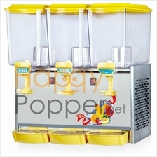 happypopper - JUICE DISPENSER (12L X 3 BOWL )