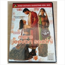 Mere Jeevan Saathi 2006 Film Bollywood Hindi Movie DVD Akshay Kumar