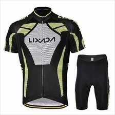 Breathable Cycling Cloth Set (L)