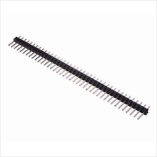 1x40 Pin 2.54mm Single Row Pin Header  for Arduino (3/pack)