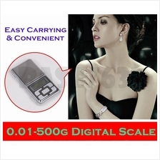 0.01g - 500g 0.01 500 Digital Pocket Jewelry Weighing Scale 1647.1