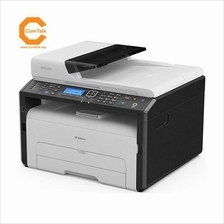 Ricoh SP220SFNW All-In-One Mono Laser Printer