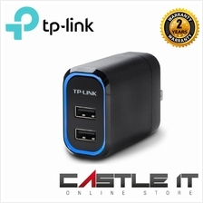Tp-Link UP220 2-USB 2.4A Black Adapter