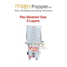 PAU STEAMER GAS 5 LAYER