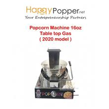 POPCORN MACHINE 16OZ GAS NEW MODEL