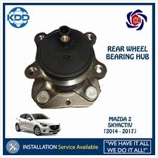 Mazda 2 Skyactiv (2014 - 2017) Rear Wheel Bearing Hub