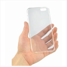 APPLE IPHONE 6 / 6S ULTRA SLIM CRYSTAL CLEAR TRANSPARENT TPU GEL CASE