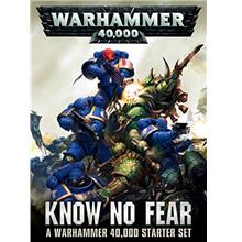 "Games Workshop 60010199017 "" Warhammer 40000 Know No Fear English Model"