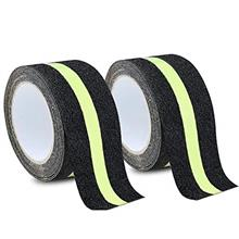 MELIFE Anti Slip Traction Tape 2 Pack, None Skid Glow in The Dark Walk Strip S