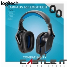 Logitech Cushion Ear Pad For G930 G430 F450 Headset and Headband Cover