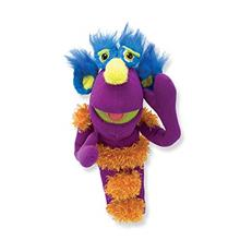 Melissa  & Doug Make-Your-Own Monster Puppet Kit (30 Pieces, Great Gift for Gi