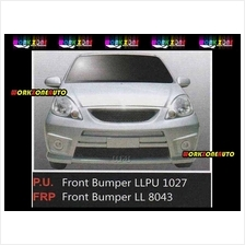 LLPU1027DOWNLIGHT(DL-002) Perodua Viva PU Front Bumper with Down Light